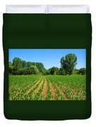 Cultivated Land Duvet Cover