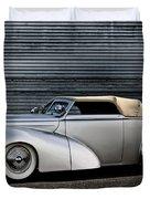Custom Ford Coupe Duvet Cover