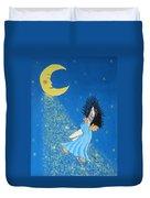 Dancing On Moonbeams Duvet Cover