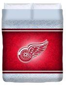 Detroit Red Wings Duvet Cover