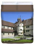 Deutschland, Insel Reichenau Am Duvet Cover by Tips Images