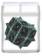 Diamond Crystal  Duvet Cover