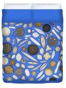 Diatoms Duvet Cover by Kent Wood