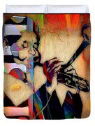 Dizzy Gillespie Collection Duvet Cover