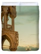 Doge's Palace Duvet Cover