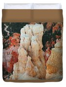 Down Into Bryce Duvet Cover