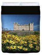 Drumlanrig Castle Duvet Cover