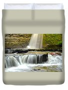 Eagle Cliff Falls Duvet Cover