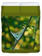 Early Fall Net Duvet Cover