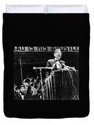 Elijah Muhammad (1897-1975) Duvet Cover