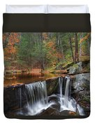 Enders Falls Duvet Cover
