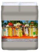 Ethiopian Epiphany Duvet Cover