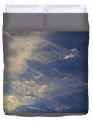 Evening Sky Duvet Cover