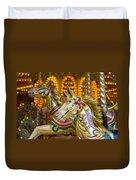 Fairground Carousel Duvet Cover