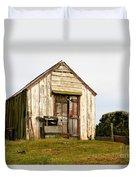 Falkland Island Farm Duvet Cover