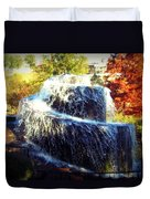 Finlay Park Fountain 3 Duvet Cover