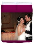 First Dance Duvet Cover