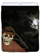 Fright Night 1 Duvet Cover