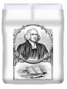 George Whitefield (1714-1770) Duvet Cover