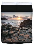 Giant's Causeway 2 Duvet Cover