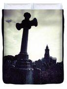 Graveyard Duvet Cover by Joana Kruse