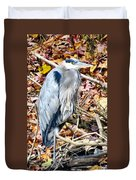 Great Blue Duvet Cover