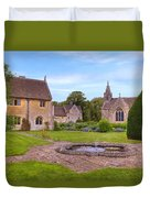 Great Chalfield Manor Duvet Cover