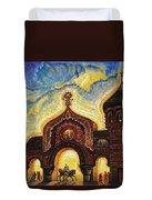 Great Gate Of Kiev Duvet Cover