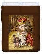 Gullivers Travels Duvet Cover