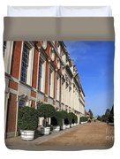 Hampton Court Palace England Duvet Cover