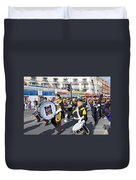 Hastings Old Town Carnival Duvet Cover