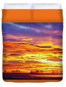 Here Comes The Sun Duvet Cover