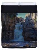High Force Waterfall Duvet Cover