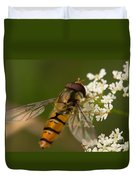 Hoverfly Duvet Cover