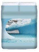 Ice Ice Baby.. Duvet Cover