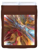 If Blessings Were Colors Duvet Cover