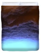 In The Belly Of The Beast Duvet Cover