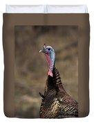 Jake Eastern Wild Turkey Duvet Cover