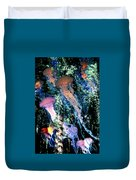 Jellyfish Forest Duvet Cover