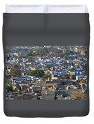 Jodphur, India Duvet Cover