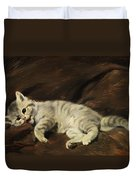 Kitten Duvet Cover