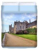 Lacock Abbey Duvet Cover