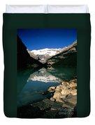 Lake Louise Iv Duvet Cover
