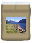Lakes 3 Duvet Cover