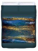 Light On Water Duvet Cover