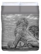Lions Bridge East Lake Side Duvet Cover