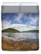 Loch Fine By Inveraray Duvet Cover