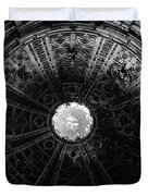 Looking Up Siena Cathedral 2 Duvet Cover
