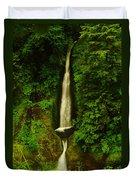 Loowit Falls Duvet Cover