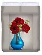 Love Red Duvet Cover